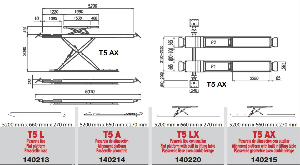 Lifts Platform scissor Platform scissor lifts with flat runway   5
